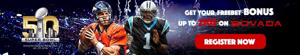 Bovada Super Bowl 50 Bonus