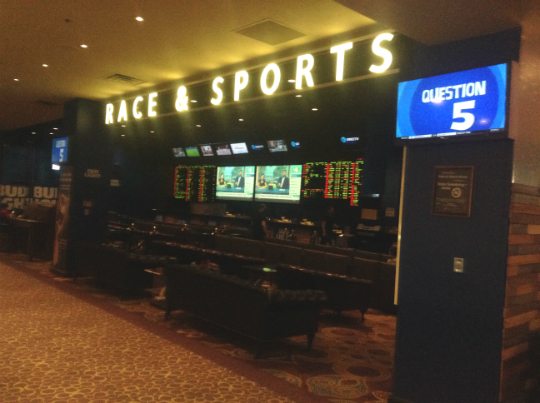 Luxor Sportsbook Review Review & Opening Hours | Vegas Betting